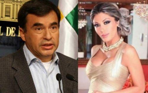 Opositores piden careo entre Ministro Quintana y Gabriela Zapata
