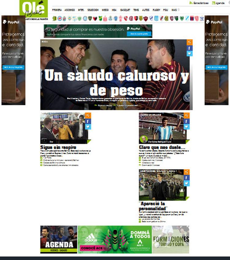 Ole-mostrar-encuentro-Morales-Tevez_LRZIMA20160311_0050_4