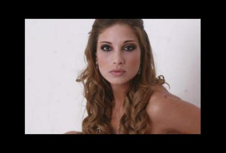 Gretel Stehli . Miss Santa Cruz y Miss Bolivia  Internacional 2005