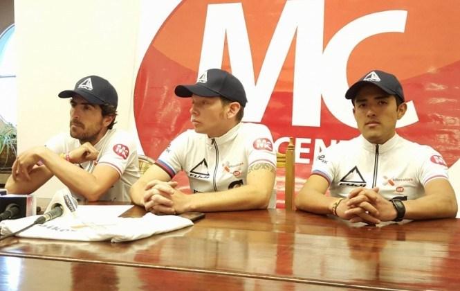Proyecto deportivo busca potenciar la práctica del ciclismo de montaña en el país