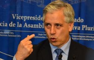 Para García Linera es en la Iglesia donde debe haber una renovación de líderes