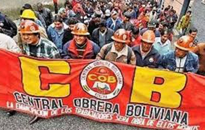 Diálogo COB-Gobierno: consideran incremento salarial por encima de la inflación