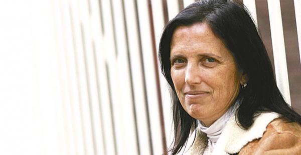La más reciente novela de la autora argentina es Una suerte pequeña, editada en 2015
