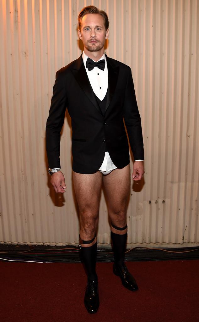 Alexander Skarsgard, MTV Movies Awards 2016