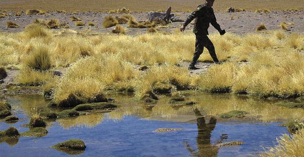 Bolivia reclama al Gobierno chileno por las aguas del Silala