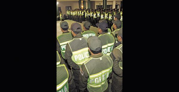 Un sargento de la Policía de Cochabamba es el acusado