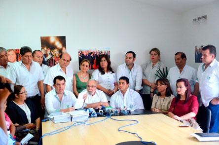 Fiscalía abre proceso y Concejo Municipal da total apoyo a Sosa