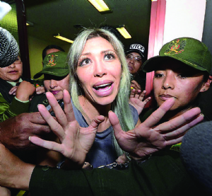 UD gestiona presencia de medios para la declaración de Zapata en la cárcel
