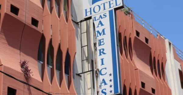 El hotel Las Américas donde en 2009 fallecieron tres extranjeros tras un operativo policial por supuesto caso de terrorismo