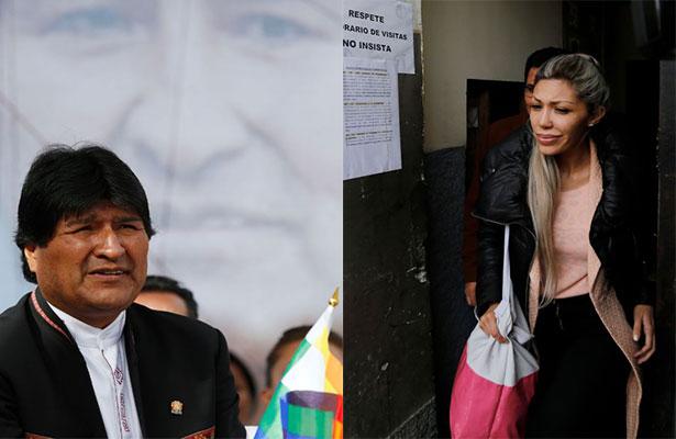 Sí está vivo: confirma abogada sobre el hijo de Evo Morales y Gabriela Zapata