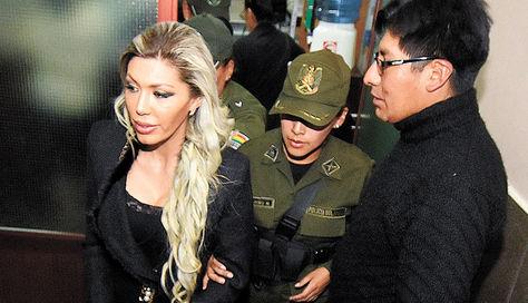Gabriela Zapata Montaño.