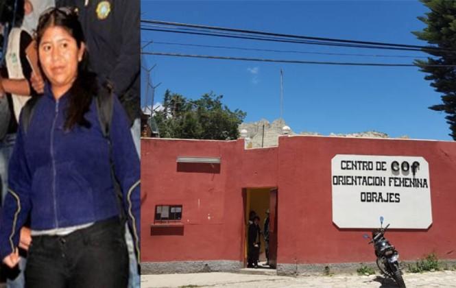 Cristina Choque pide día y hora para declarar sobre el caso Zapata