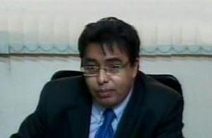 Detienen a Mendoza tras entrevista