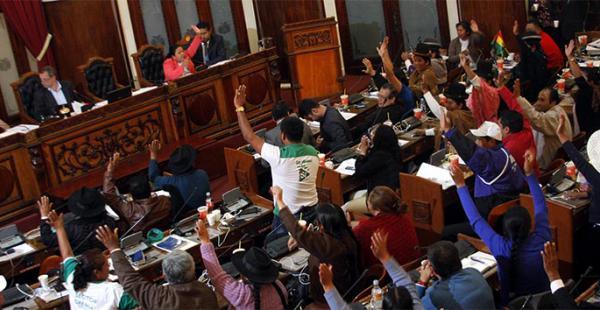 Los integrantes de la Asamblea Legislativa acordaron el reglamento para la designación del contralor