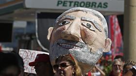 Lula da Silva, en la mira del pueblo