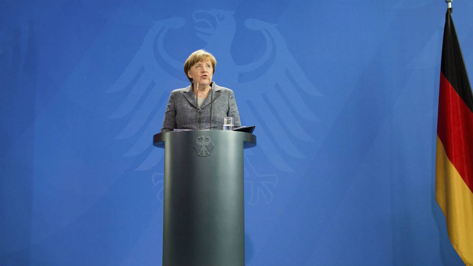 Canciller alemana, Angela Merkel (Efe)