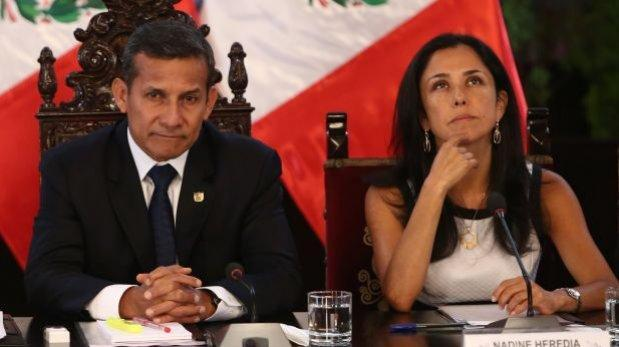 Caso Agendas: Humala declaró ante fiscal por ocho horas