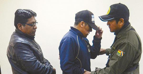 El chofer Jimmy Morales continuará detenido en San Pedro. Un juez le negó su libertad
