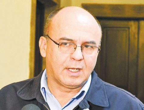 Reymi Ferreira, ministro de Defensa. Foto: ABI