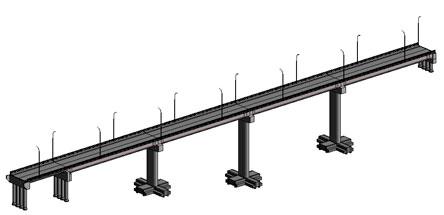 Construirán puente sobre el Río Grande en Vallegrande