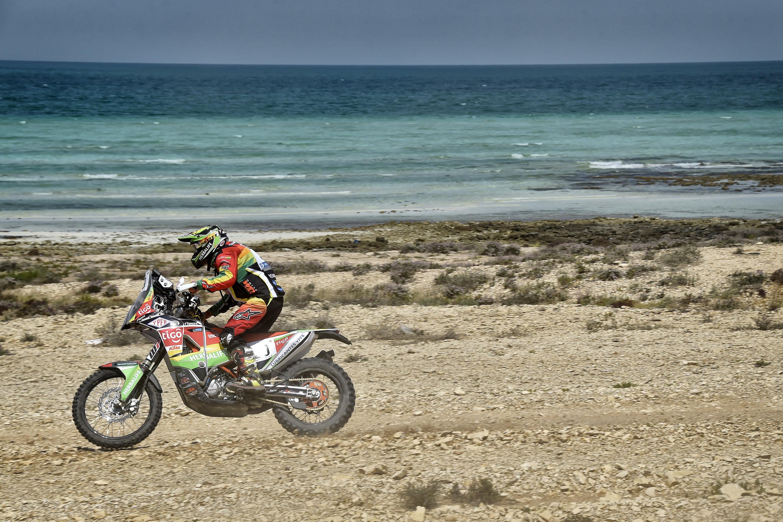 Rally de Qatar Etapa 100005