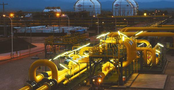 Las plantas separadoras de líquidos de Río Grande y Gran Chaco constituyen el primer paso hacia la industrialización de los hidrocarburos
