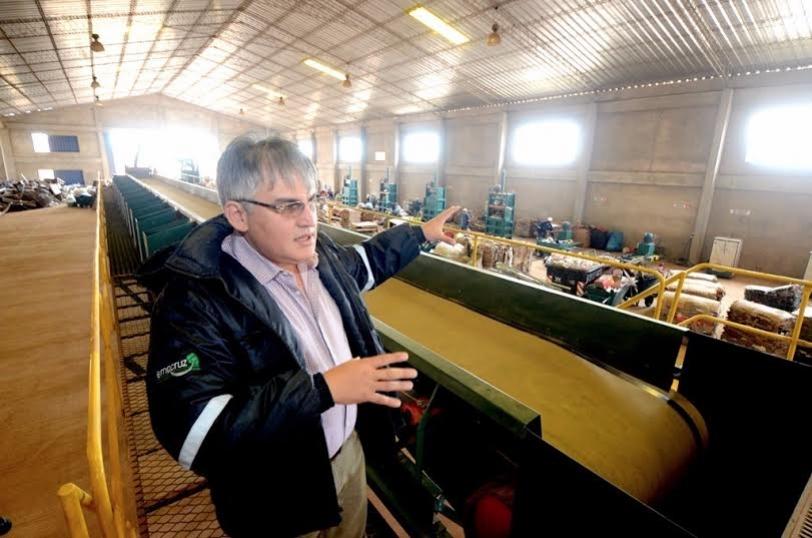 Gobierno Municipal presenta planta separadora de material reciclable