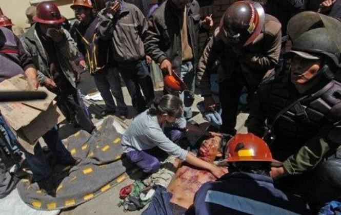 Al menos 26 muertos y 145 heridos en protestas y accidentes por uso de dinamita en los últimos años