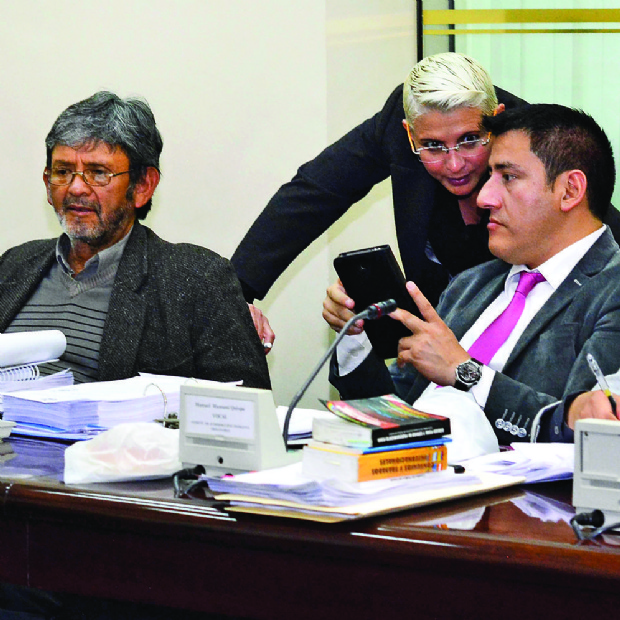 Informe de la comisión del caso CAMC descarta el tráfico de influencias
