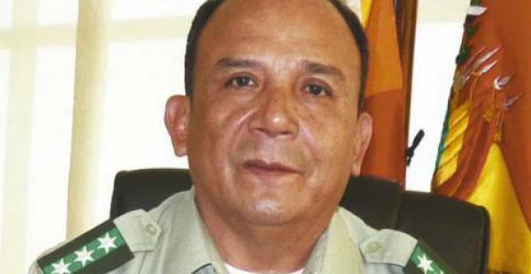 El jefe de la Policía, Sabino Guzmán, informó el hecho