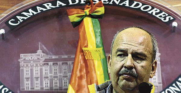 El senador Arturo Murillo (UD) será sometido a la comisión de ética