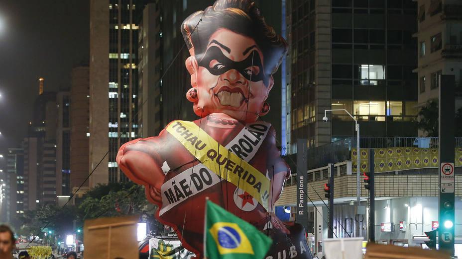 Rousseff es la tercera gobernante, tras Getulio Vargas (1930-1954) y Collor, contra la que avanza un impeachment. AP