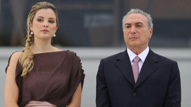 Marcela Temer, de modelo a primera dama de Brasil [PERFIL]