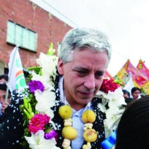 """García Linera dice ahora que el hijo de Morales y Zapata fue una """"mentira"""""""
