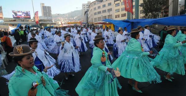 De las 67 fraternidades, 21 bailarán la Morenada, que es además la que más danzarines tiene en toda la fiesta