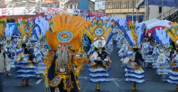 El recorrido es de 4,2 kilómetros. Comienza en la plaza Garita de Lima, el palco central es en la plaza Camacho y termina en la calle Argandoña.