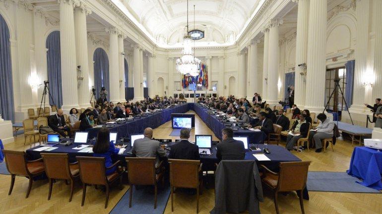 Luis Almagro invocó la Carta Democrática a Venezuela