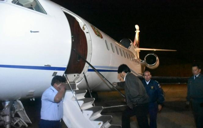 Especialista indica que hora de vuelo del avión presidencial cuesta al menos 2.400 dólares