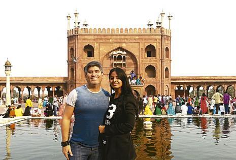 El fuerte Rojo (Delhi, India), declarado patrimonio de la humanidad en 2007
