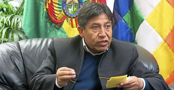 El Ministro de Relaciones Exteriores nacional conversó con EL DEBER antes del anuncio de demanda realizado por Chile.