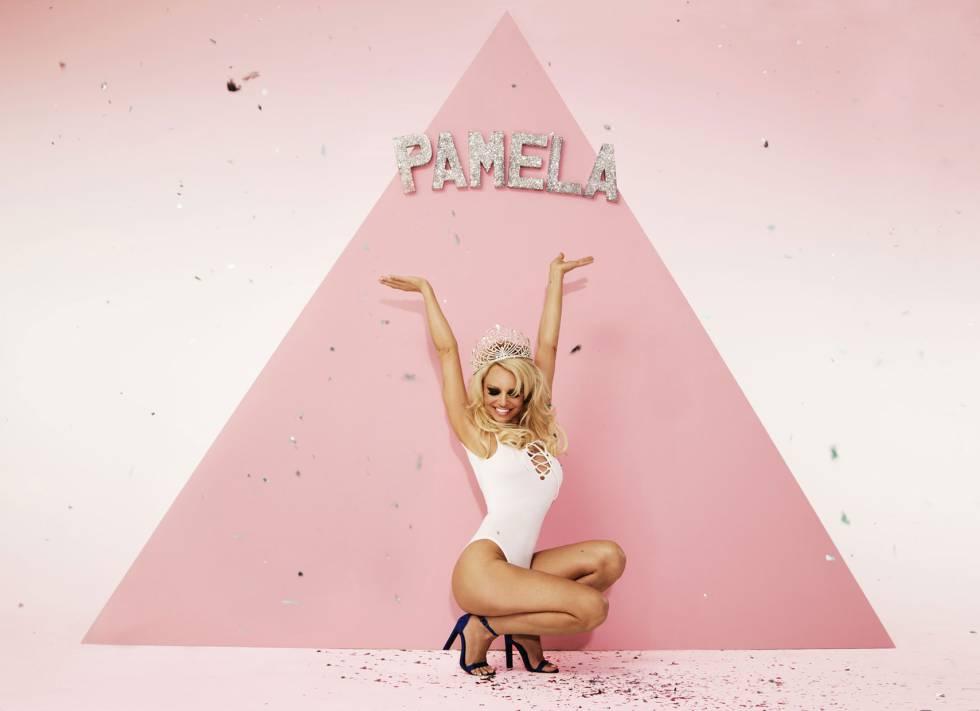"""Pamela Anderson: """"Soy una escritora frustrada"""""""