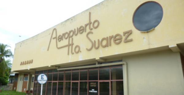 AEROPUERTO DE PUERTO SUÁREZ