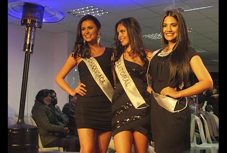La miss Litoral es la Mirada Codes del Miss Bolivia