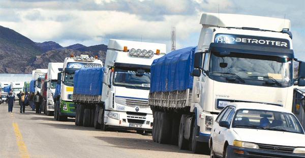 Camioneros ven líos fronterizos
