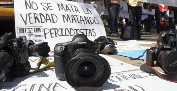 Un total de 69 periodistas fueron asesinados en el mundo. La cifra la dio a conocer el Comité para la Protección de los Periodistas