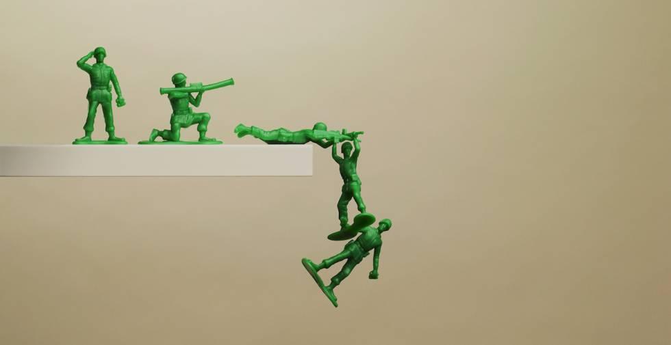 Esterilidad masculina: ponga firmes a sus 'soldaditos'