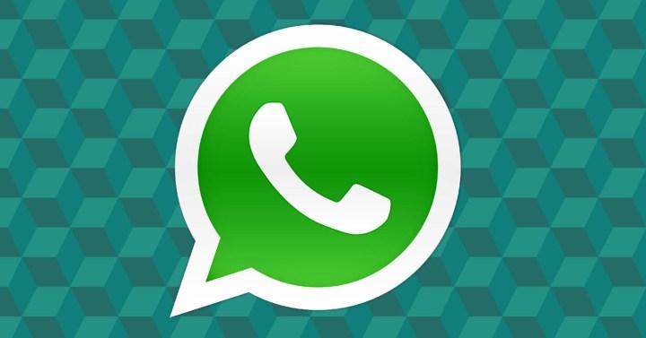 whatsapp portada fondo cubos