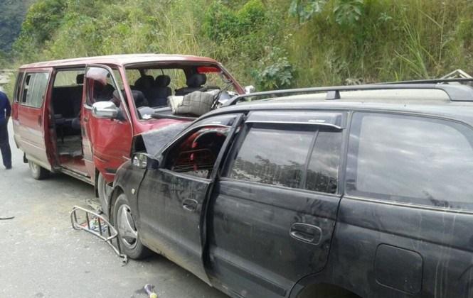 Conoce la lista de heridos de los cuatro accidentes suscitados camino a Los Yungas