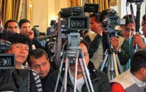 Vicepresidente llama cobardes a directores y dueños de medios y ANF rechaza afirmaciones agresivas