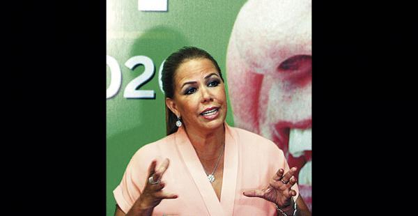Sosa indicó que quieren extender las obras hacia el departamento